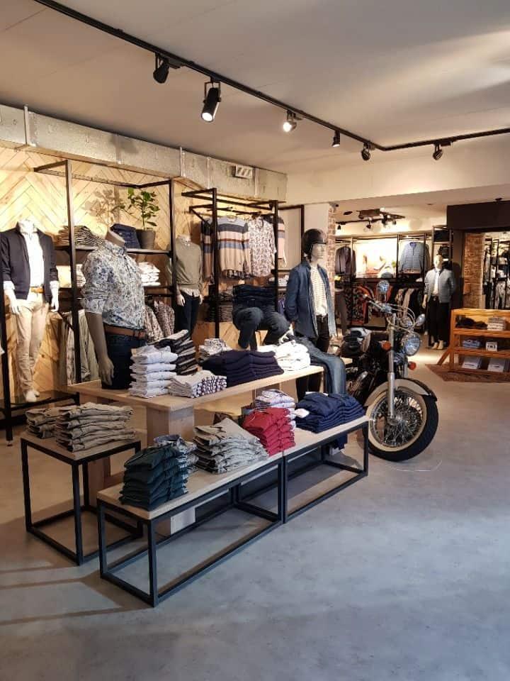 Herenmode winkel in Hengelo gld
